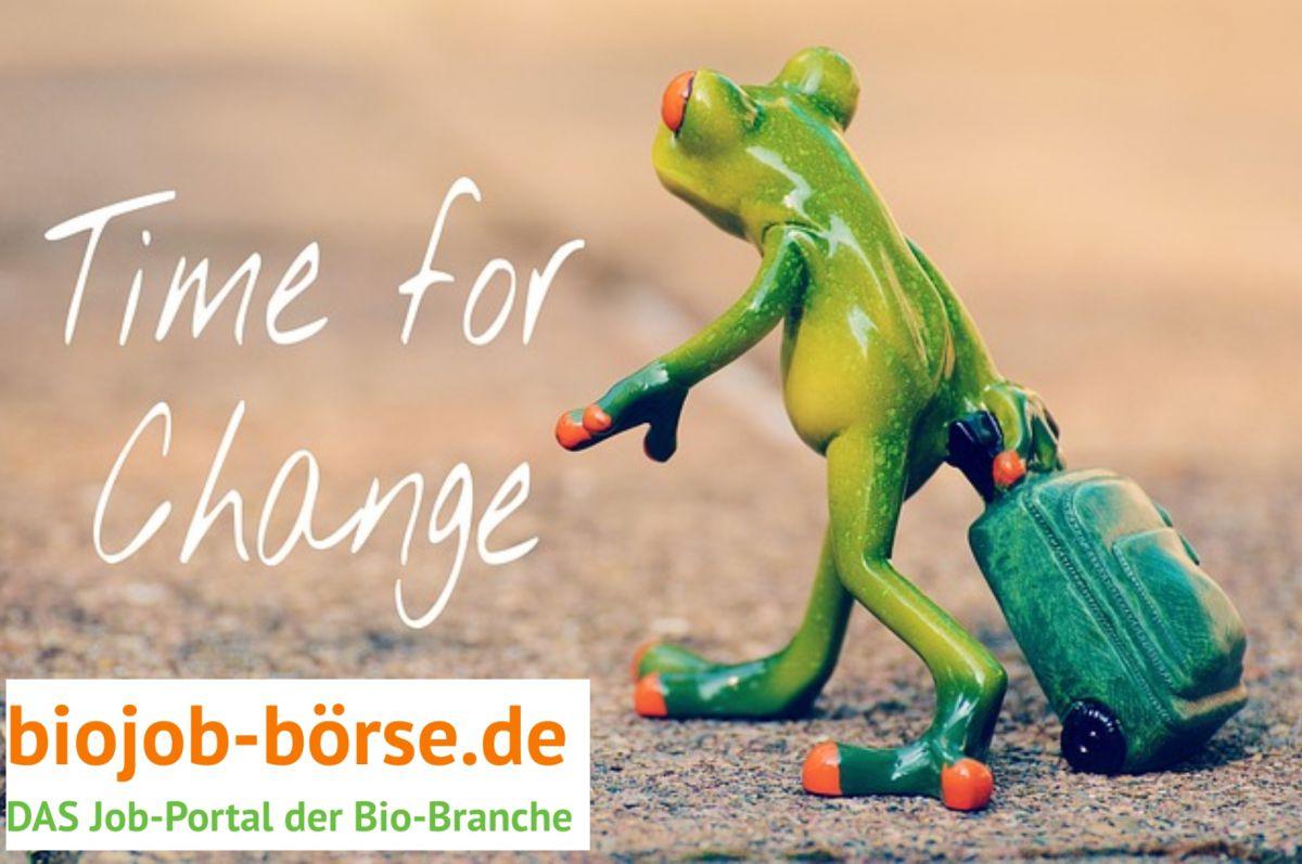 biojob-börse - Stellenanzeigen
